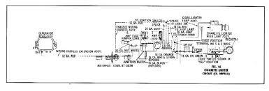 cigarette lighter circuit diagram for the 1960 chevrolet passenger
