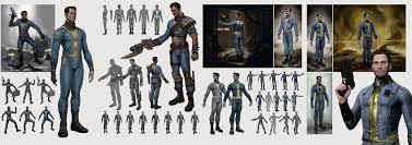 fallout vault jumpsuit vault jumpsuit fallout 4 fallout wiki fandom powered by wikia
