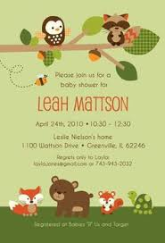 woodland baby shower invitations woodland animals baby shower invitations printable woodland