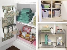 Small Bathroom Closet Ideas New 70 Bathroom Cabinet Organizer Under Sink Decorating Design Of