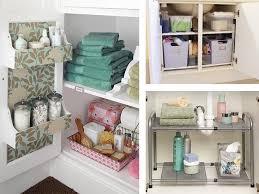 Organize Bathroom Cabinet by Roomations Bathroom Organization U0026 Storage
