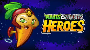 plants vs zombies heroes available now on mobile