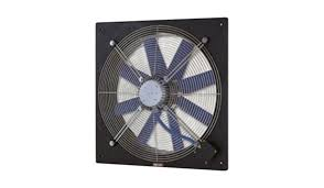 industrial exhaust fan motor mounted axial fan with compact motor