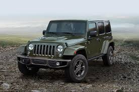 grey jeep rubicon one week with 2016 jeep wrangler unlimited 4x4 75th edition