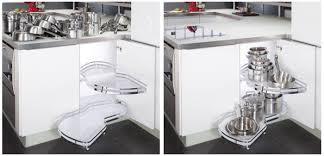 meuble d angle de cuisine ferrure le mans kessebohmer mobilier