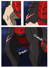 Bad Dragon Commision Bad Moon Page 8 By Rex Equinox On Deviantart