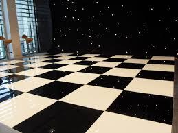 trailer black and white checkered vinyl flooring loversiq