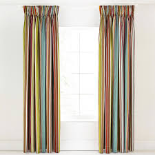 Coloured Curtains 15 Collection Of Multi Coloured Striped Curtains Curtain Ideas