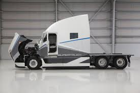 volvo trucks introducing the volvo concept truck featuring a photos freightliner unveils futuristic supertruck concept