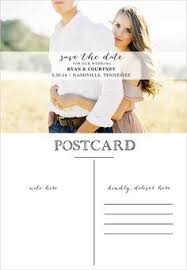 cheap save the date postcards diy postcard save the date back wedding stationary