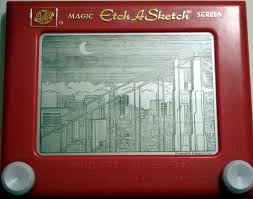 bryan etch city art bob u0027s burgers pocket etch a sketch series