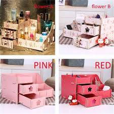Diy Storage Box by Makeup Storage Surprising How To Makep Organizer At Home Photo