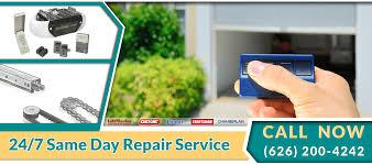 garage door opener fix garage door opener repair pasadena top rated same day service