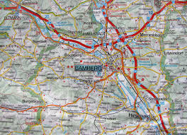 Bamberg Germany Map by Bamberg Bavaria Germany 1 15 000 Street Map U0026 Environs Gps