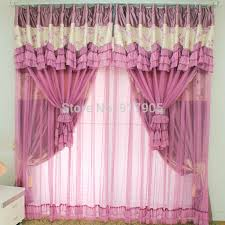 Purple Bedroom Curtains Backdrop Support Picture More Detailed Picture About Elegant