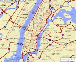 map ny city new york city map