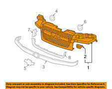 general motors genuine oem grilles for chevrolet colorado ebay