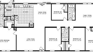 five bedroom floor plans the most four bedroom mobile homes l 4 bedroom floor plans