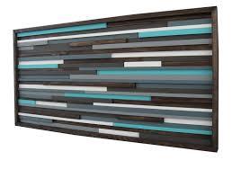abstract blue grey wood wall modern rustic llc