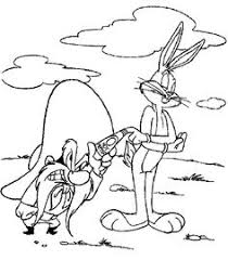 25 free printable looney tunes coloring pages looney