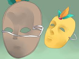 how to make a venetian mask 12 steps with pictures wikihow