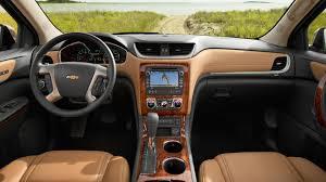 Silverado 2013 Interior 2014 Chevy Traverse Leather Interior Davis Chevrolet Reviews