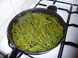 comment cuisiner les haricots verts épaule d agneau au four ou comment transformer le bout d une