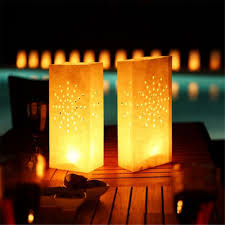 Outdoor Candle Lighting by Compare Prices On Valentine Outdoor Decorations Online Shopping