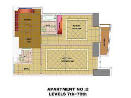 4 Bedroom Duplex Floor Plans 4 Bedroom Duplex Plan Gallery Of Flats House Plan Plans Ideas