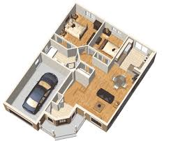 simple floor plan 80624pm simple one home plan cottage house and house