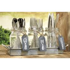 dining room cool flatware caddy for kitchen accessories ideas