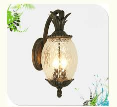 Pineapple Sconce Pineapple Outdoor Decor Home Design
