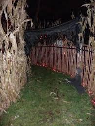 Backyard Haunted House Ideas Plans Of Your Backyard Haunted Maze Search