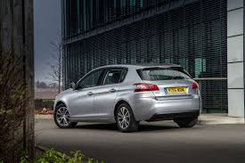 peugeot luxury car before the test drive peugeot 308 allure thp 110