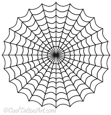 spider web tattoos art designs cooltattooarts
