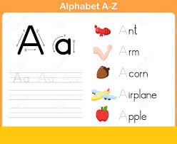 Learning To Write Abc Worksheets Kids Worksheet Abc Tracing To Learn Writing Loving Printable