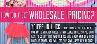 wholesale hair bows wholesale