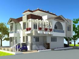 New home designs latest Modern homes latest exterior front