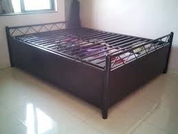 2 6 Bed Frame by Queen Size Metal Bed With Storage For Sale 6 U00271 X 5 U0027 X 2 U00271 5 Pune