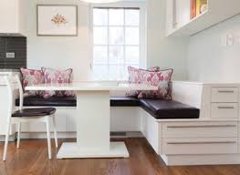 White Dining Room Bench by Dining Room Bench With Storage Provisionsdining Com