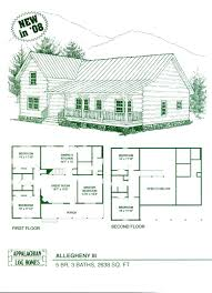 floor plans for cottages log home floor plans cabin kits appalachian homes also 5 bedroom