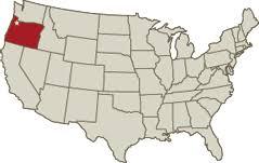 map usa oregon portland oregon map usa my