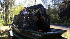 Duck Boat Blinds Plans Jon Boat Duck Blind Plans Roters