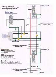 3 way switch wiring diagram 7 electrical services pinterest