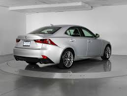 lexus sport car for sale used 2015 lexus is 250 sedan for sale in miami fl 85406