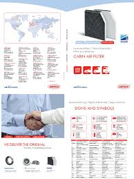 2016 corteco cabin air filter catalogue 2016