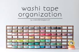 easy crafts that illustrate the fascinating power of washi tape