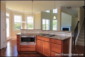 raised kitchen island top 11 kitchen island layouts kitchen island ideas