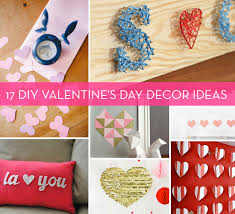 Ideas For Homemade Valentine Decorations roundup 17 diy valentine u0027s day decor ideas curbly