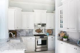 The Coastal Kitchen - coastal kitchen and family room the lilypad cottage